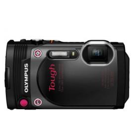 Цифровая фотокамера Olympus TG-870 Black (Waterproof - 15m; iHS; Wi-Fi; GPS)