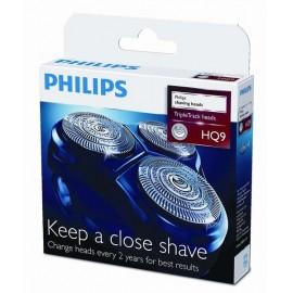 Бритвенные головки Philips HQ9/50 (3 штуки в упаковке)