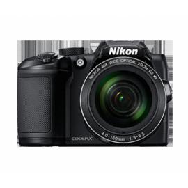 Цифровая фотокамера Nikon B500 Black