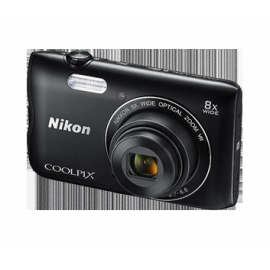 Цифровая фотокамера Nikon Coolpix A300 Black