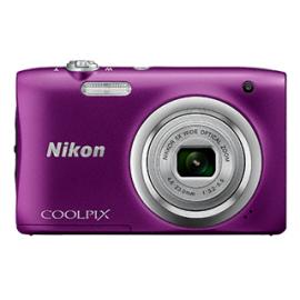 Цифровая фотокамера Nikon Coolpix A100 Purple