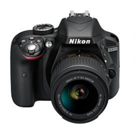 Цифровая фотокамера Nikon D3300 KIT AF-S DX 18-105 VR