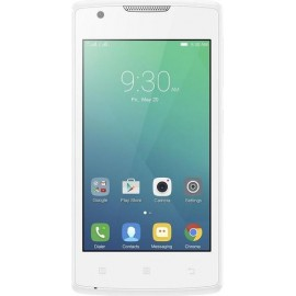 Смартфон Lenovo A1000m Dual Sim White