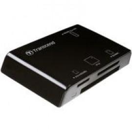 Картридер Transcend TS-RDP8K All-in-1 Black