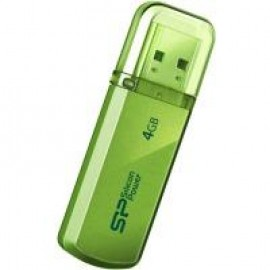 Flash Drive Silicon Power Helios 101 4 GB Green