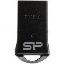 Flash Drive Silicon Power Touch T01 4 GB Black