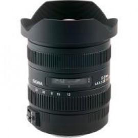 Объектив Sigma 12-24 мм f/4.5-5.6 II DG HSM Nikon